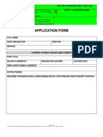 Application Form 130306