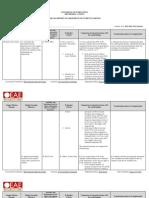 Informe de Assessment - Drama 2011-2012 Primer Semestre