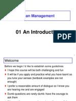 01 Lean Management Introduction 2012