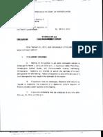 Kerchner & Laudenslager v Obama - Commonwealth Court of PA Sets Hearing Date