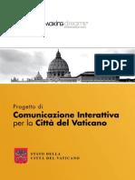 Qumran Point - Comunicazione Interattiva per la Città del Vaticano