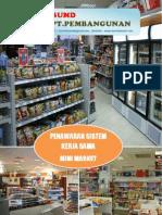 Penawaran Rencana Kerjasama Mini Market