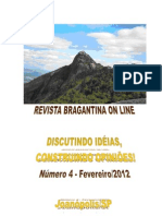 Revista Eletrônica Bragantina On Line - Fevereiro/2012
