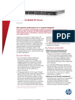 DL360 G7 Datasheet