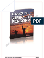 Alcanza Tu Superacion Personal