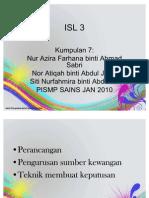 ISL 3