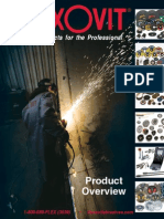 Flexovit Abrasives Overview (English)