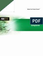 Ansys Simplorer Brochure 14.0