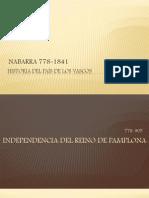 Nabarra 778-1841