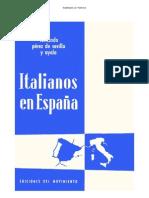 Italianos en España