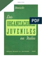 Las Organizaciones Juveniles en Italia