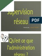 Supervision réseau