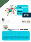 Marketing Charts Social Media Data Stacks PDF
