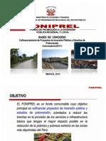 Bases 2011 Presentacion