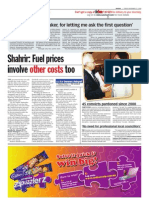 TheSun 2008-11-21 Page04 Shahrir Fuel Prices Involve Other Costs Too