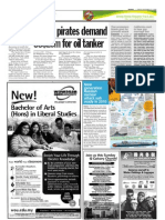 TheSun 2008-11-21 Page12 Somali Pirates Demand US$25m for Oil Tanker