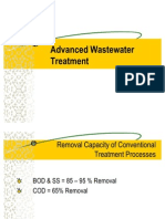 8a-Advanced Waste Water Treatment