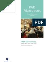Programa de Alta Dirección en Marruecos