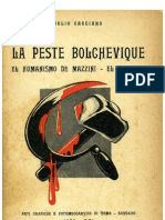 La peste bolchevique. El Humanismo de Mazzini El Fascismo