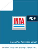 Manual Identidad Visual INTA