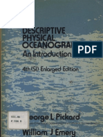 Pickard & Enery, Descriptive Physical Oceanography