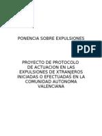 ponencia sobre expulsiones