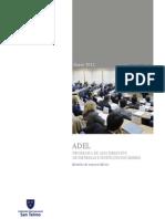 Programa para Alta Dirección de Empresas e Instituciones Líderes