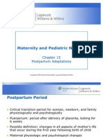 OB-PEDS Chapter 15 Lecture
