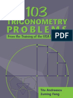 103 Trignometric Problems