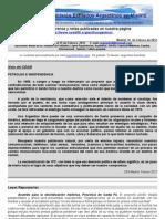Boletin Nº 19 de la Comision Exiliados Aargentinosen Madrid - Mas informacion en nuestra Web
