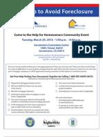 Making Housing Affordable Sacramento Flyer FINAL