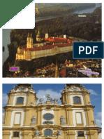Áustria - Viena, Abadia de Melk