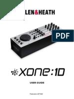 Xone1D User Guide[1]
