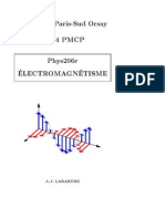 PMCPem ELECTROMAGNETISME