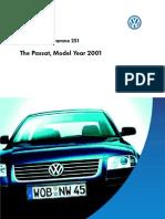 VW Passat B5.5 Self Study Guide SP251
