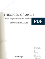 Barasch, Theories of Art, Dilthey