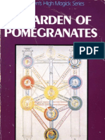 A Garden of Pomegranates - An Outline of the Qabalah, 2nd Ed., Israel Regardie, 1987