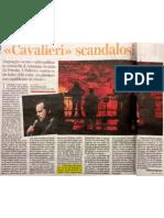 """Cavalieri scandalosi"". La prosa di Aristofane riveduta da Perrotta"