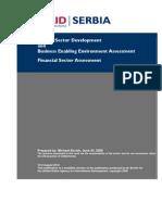 Financial Sector Assessment 2010_V2- USAID