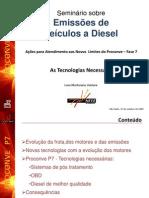 Aula - Emissoes Motor Diesel