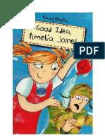 Blyton Enid Amelia Jane 4 Good Idea Amelia Jane 1953-1957
