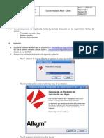 Guía de Instalación Alkym - Cliente