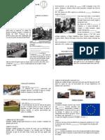 A união europeia - ficha informativa