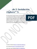 Descubre Domina VMware vSphere 5 - Capitulo 2