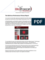 BioForce BetaTest Results