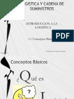 1.1 Conceptos Basicos