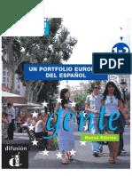 Libro Dossier GENTE A1-A2-B1
