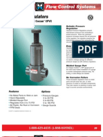 Hayward PR Pressure Regulator Valves