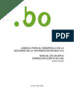 Manual Usuario Operacion