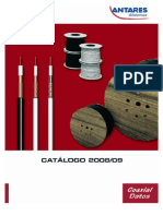 Catalogo Cables Coaxial y Datos[1]